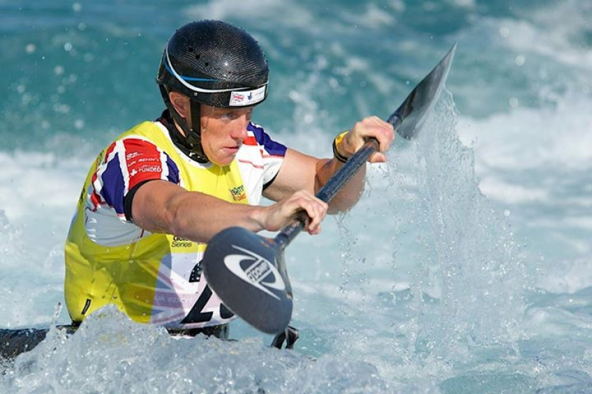 Peak UK at the ICF Canoe Slalom World Championships 2015