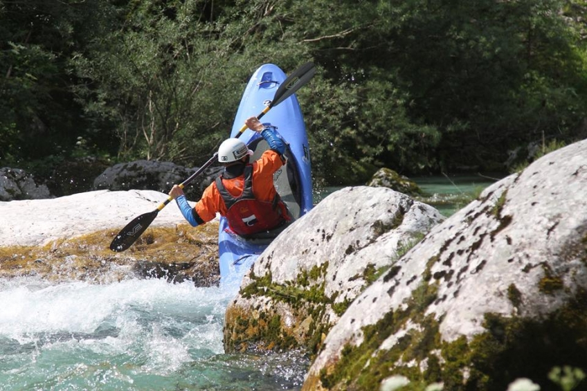 Soca Summer with New Wave Kayaking