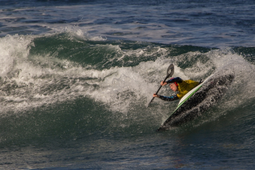 Irish Surf Kayak Open