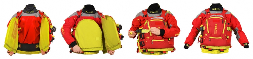 Introducing the Rescue Wrap PFD