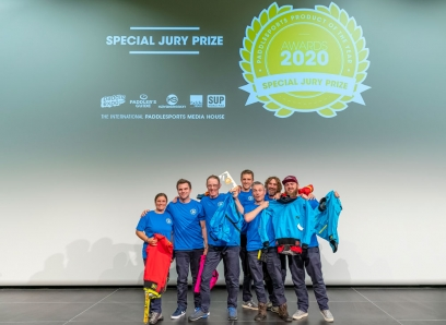 Peak Eco takes home the Special Jury Prize at Paddle Expo