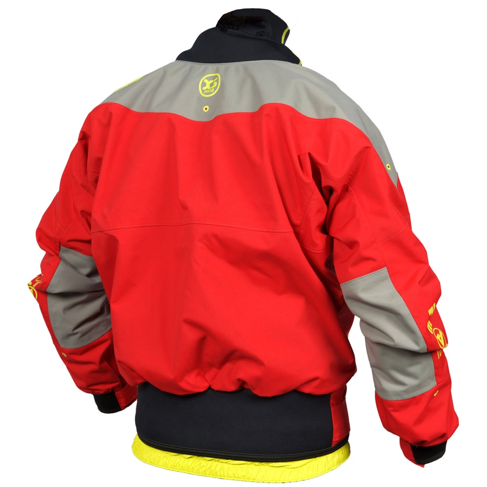 Canoeing & Kayaking Sporting Goods Orange Symbol Of The Brand Peak Uk Pro Long Jacket