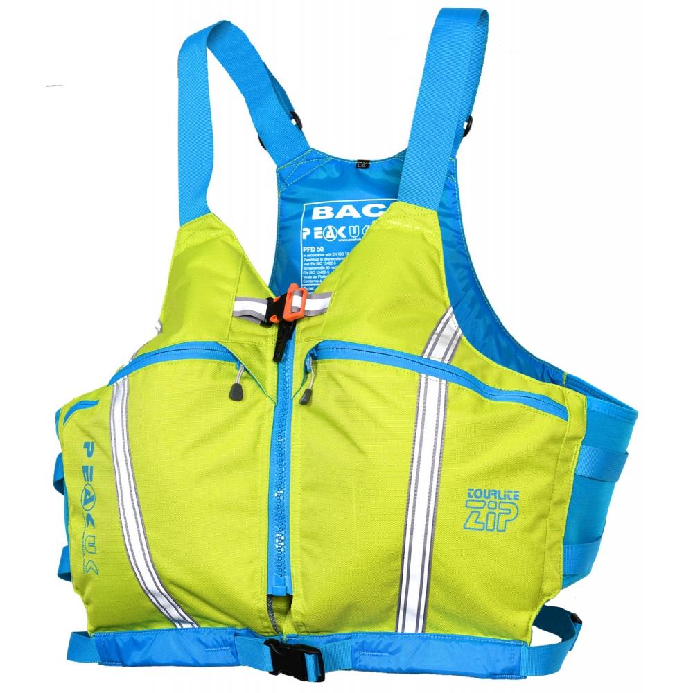 Tourlite Zip PFD | Canoe & Kayak Equipment | Peak UK