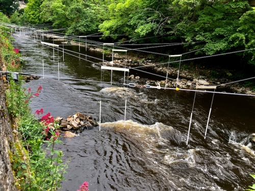 Matlock Slalom Course is Back