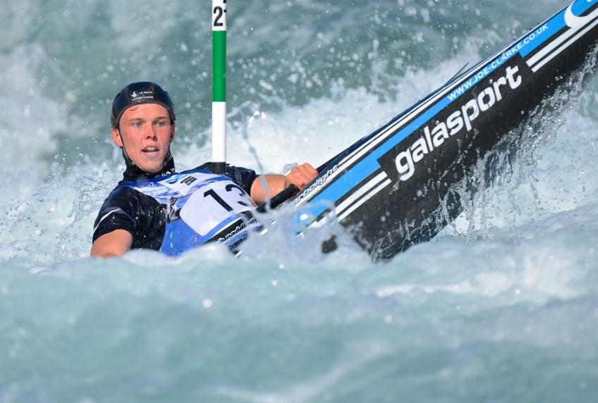2016 Olympic Selection Showdown for Canoe Slalom