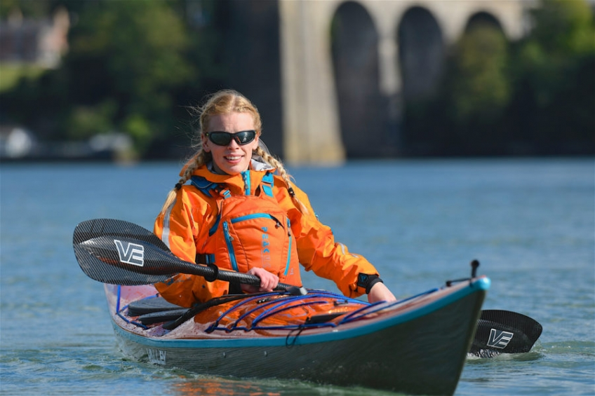 The award winning Wrap PFD range: available now