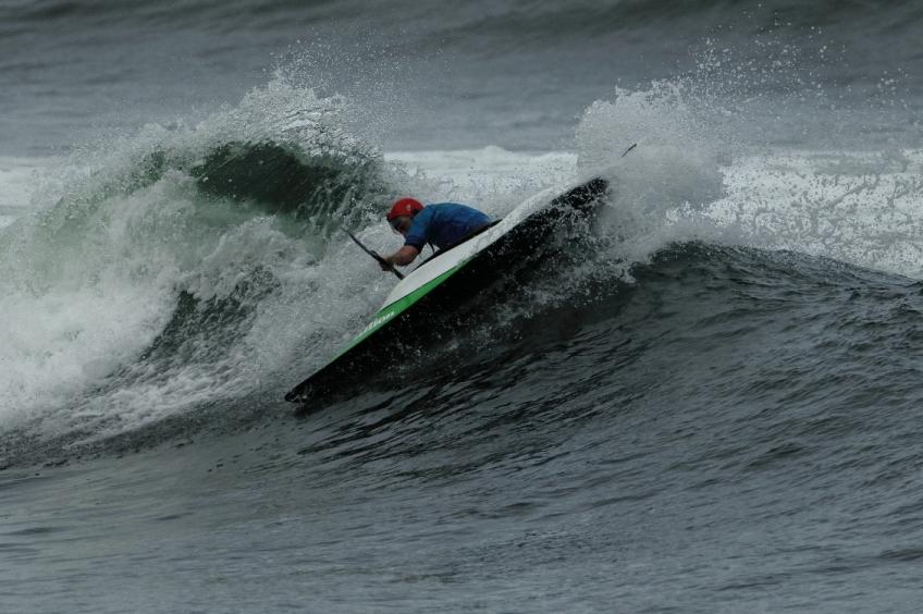 Irish Surf Kayak Open