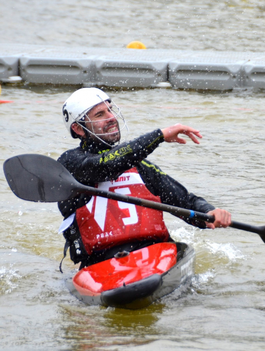 Viking report back from British Canoe Polo Championships 2019