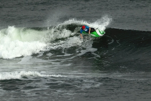 All about surf kayaking