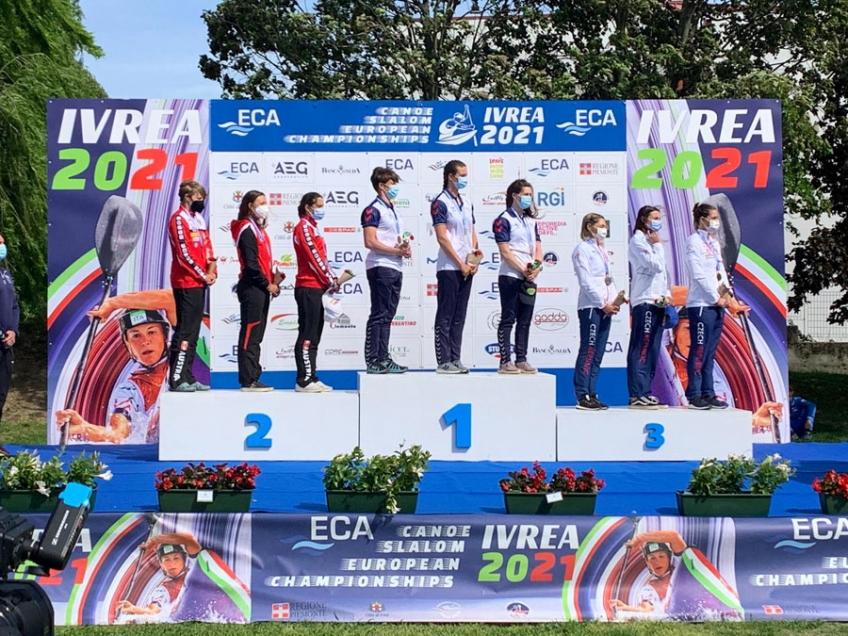 Canoe Slalom European Championships – Ivrea, Italy.